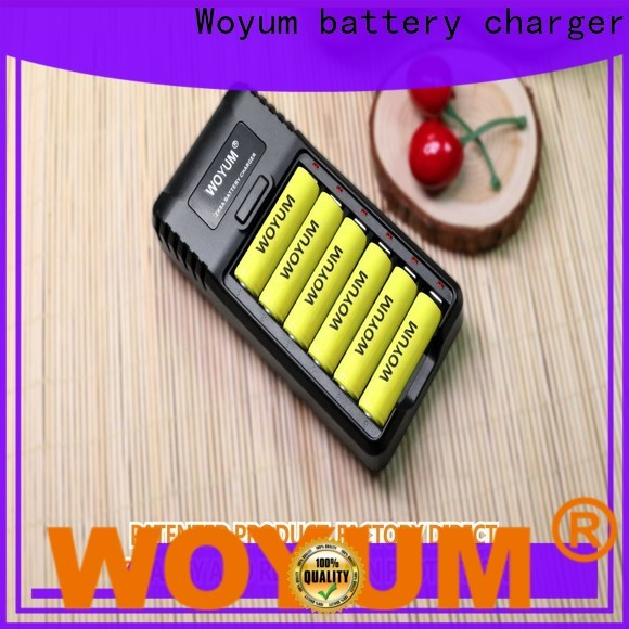 Woyum Best smart battery charger Supply for Ni-MH