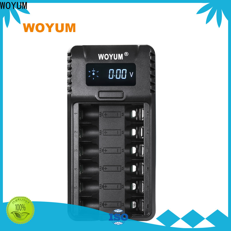 High-quality best aa battery charger for business for Li-ion
