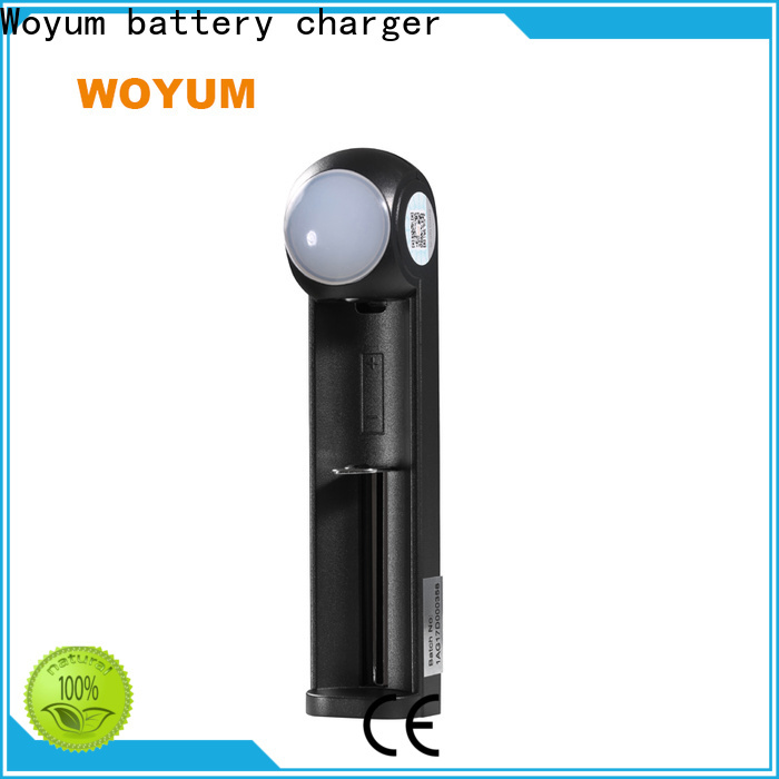 Woyum top battery chargers Supply for IMR