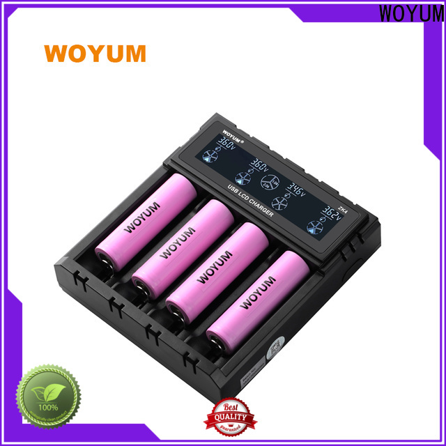 Woyum best aa battery charger Supply for Ni-Cd
