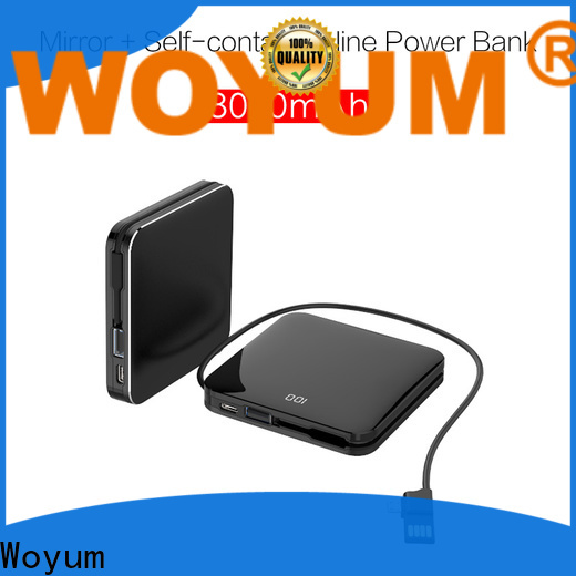 Woyum charging by induction factory for phone