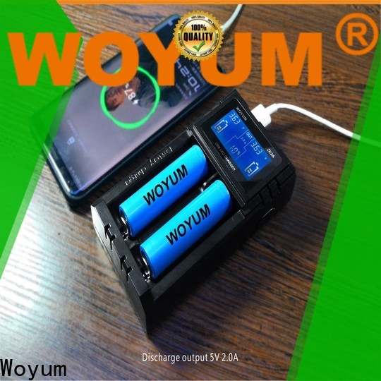 High-quality best aa battery charger Supply for Li-ion