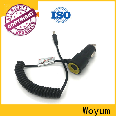 Woyum car usb socket manufacturers for Apple Devices