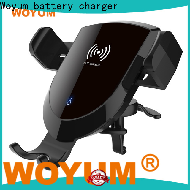 Woyum Wholesale fast wireless car charger for business for car