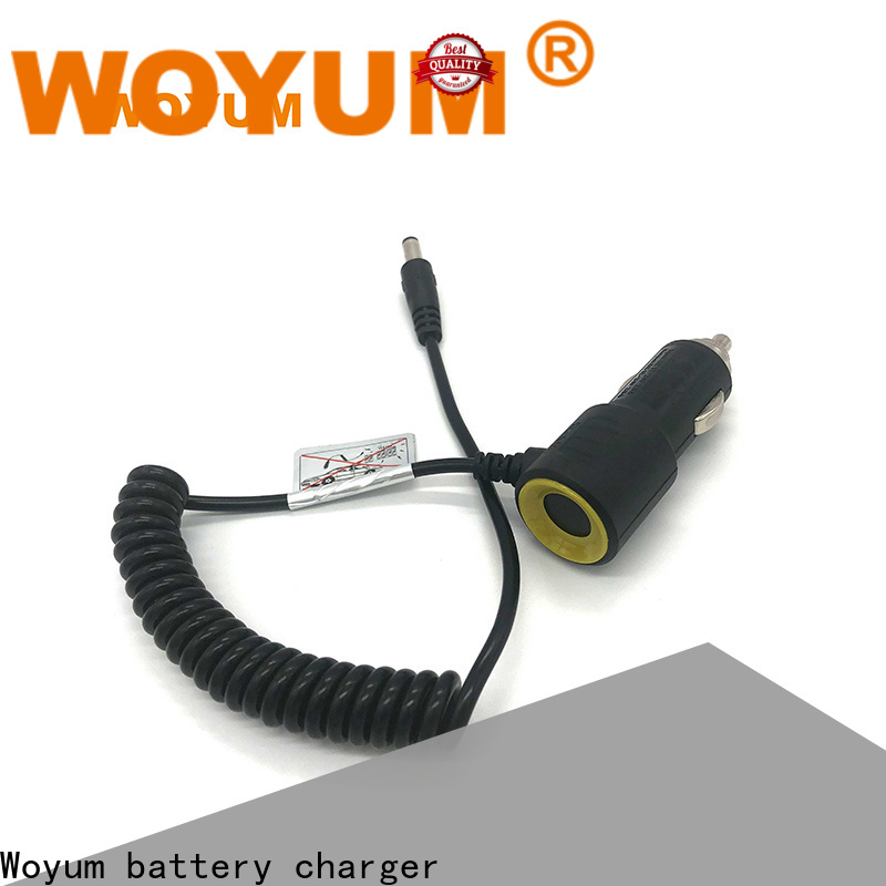 Woyum Custom multi port usb car charger factory for Apple Devices