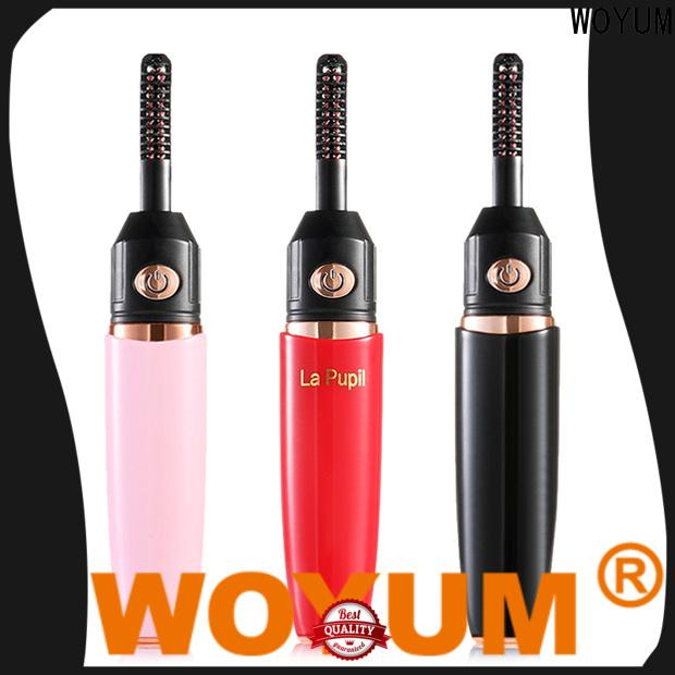 Woyum heated eyelash curler manufacturers bulk production