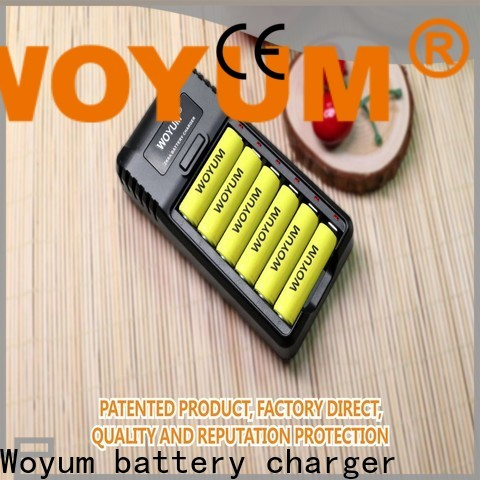 Woyum Wholesale smart battery charger for business for Li-ion