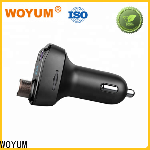 Woyum Latest multi port usb car charger for business for Apple Devices