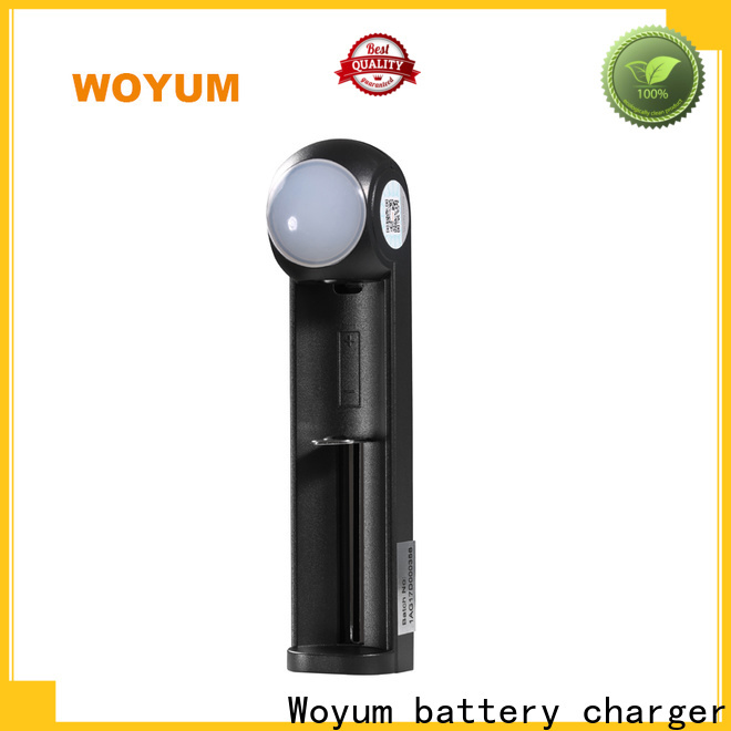 Woyum smart battery charger for business for Ni-Cd