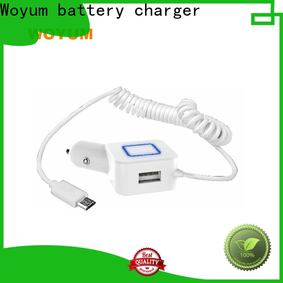 Woyum usb car charger for business for Android devices