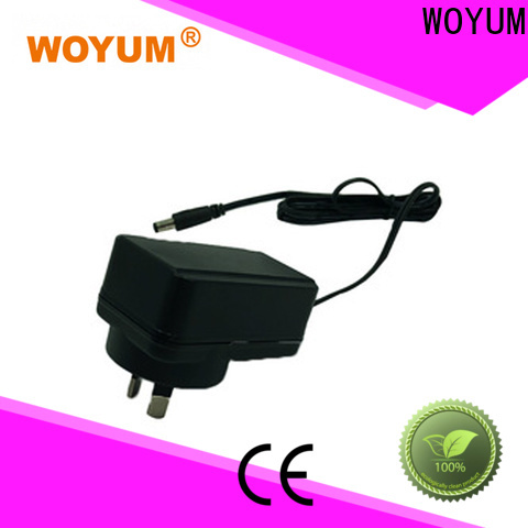 Woyum Latest ac adaptör factory for battery chargers