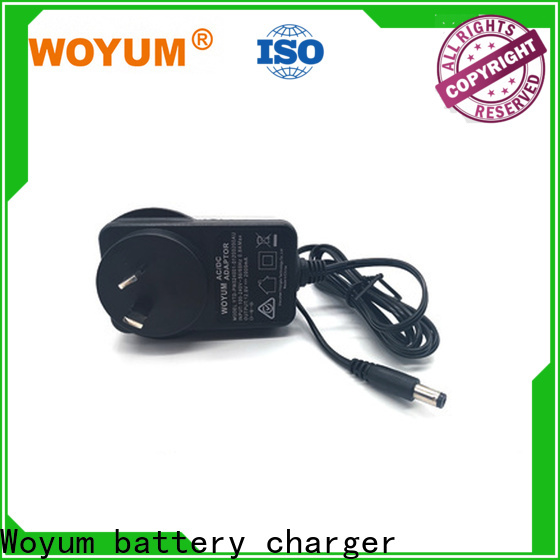 Top ac adaptör factory for battery chargers