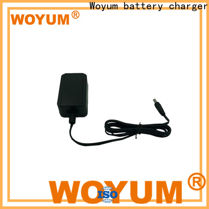 Woyum factory for battery chargers