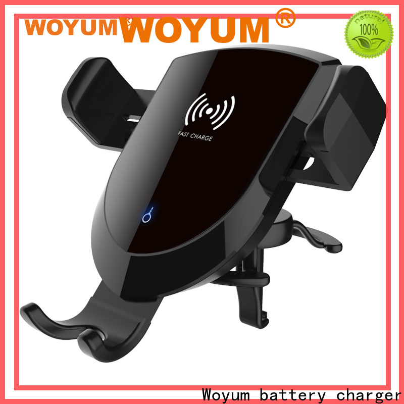 Woyum best wireless car charger Supply for car