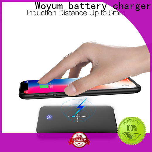 Top portable wireless charger factory for Android