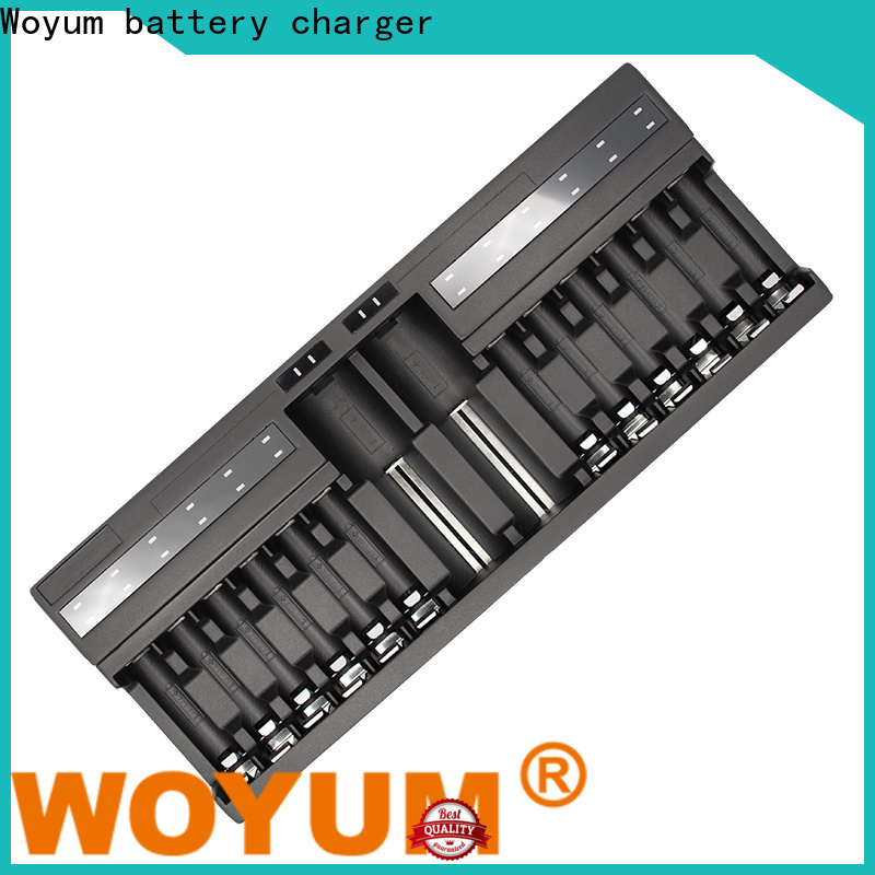 Woyum top battery chargers manufacturers for Li-ion