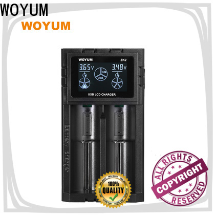 Woyum top battery chargers company for Li-ion