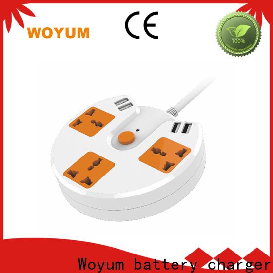 Woyum New usb power strip company for machine
