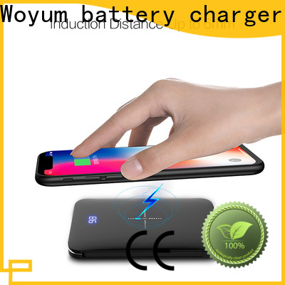 Woyum Best compact power bank manufacturers for iPhone