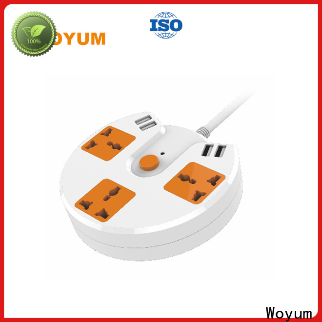 Woyum usb electrical outlet Suppliers for phone