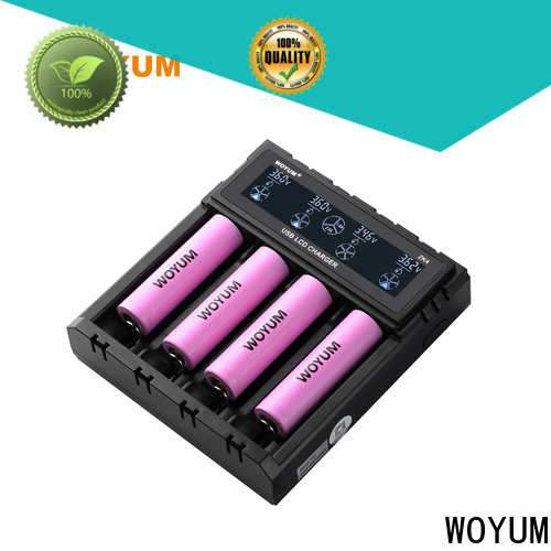 Woyum High-quality top battery chargers Supply for Li-ion