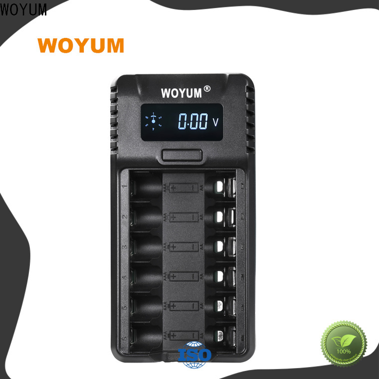 Woyum Latest top battery chargers company for Li-ion