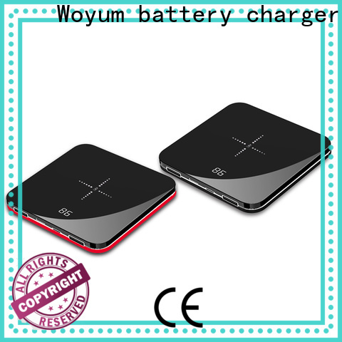 Woyum New slim power bank for business for Android