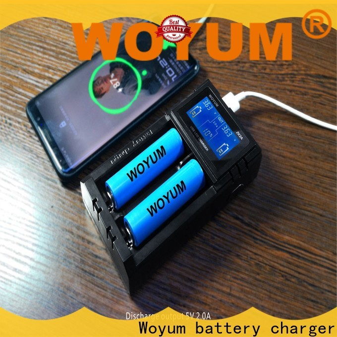 Top battery charger reviews company for Li-ion