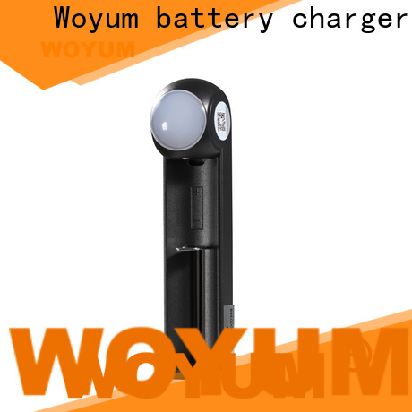 Woyum High-quality smart battery charger factory for Li-ion