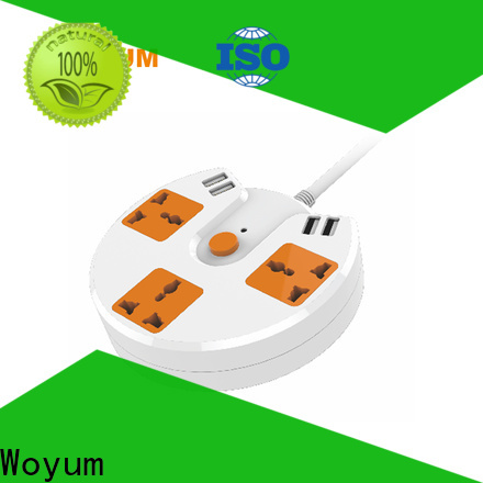 Woyum Latest usb plug outlet Supply for phone