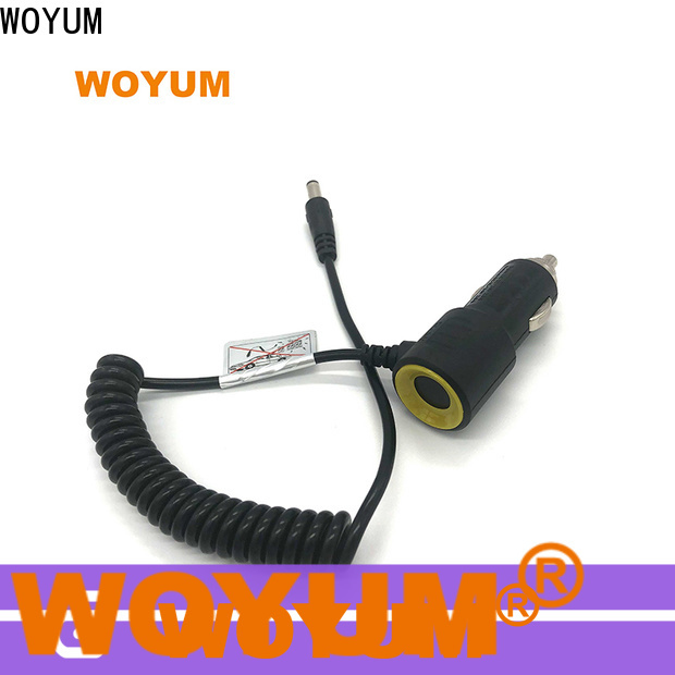 Woyum powr car charger company for Android devices