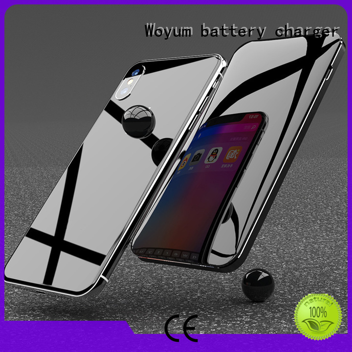 Woyum power bank 10000mah manufacturers for Android