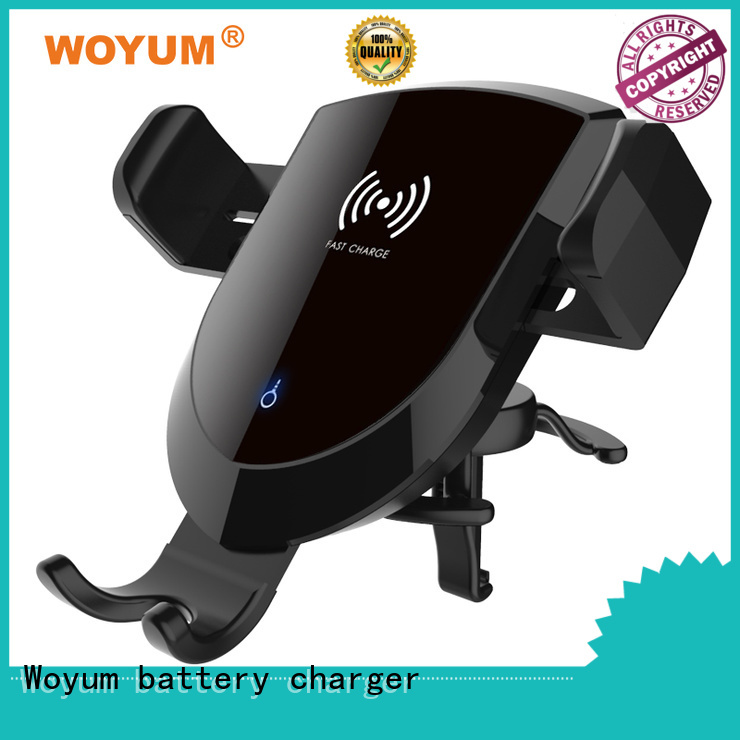 Woyum New Wireless Cell Phone Car Charger Suppliers for Android devices