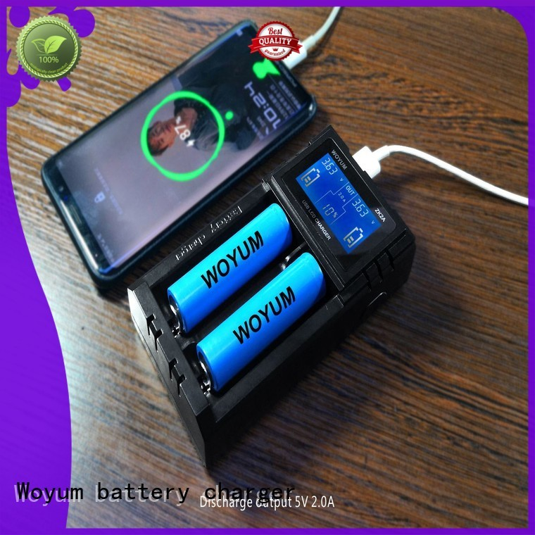 Woyum best aa battery charger wholesale for Ni-Cd