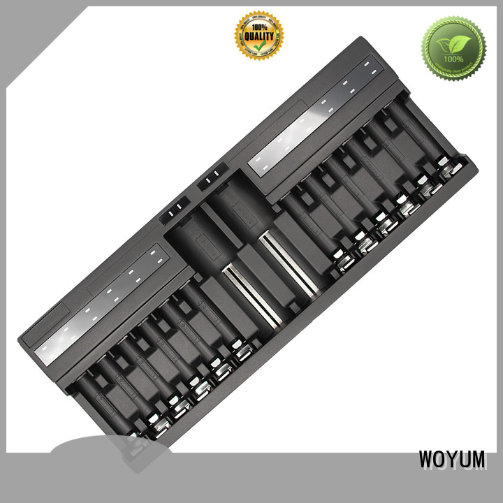 Woyum New top battery chargers for business for Ni-MH