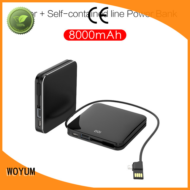 Best compact power bank Supply for Android