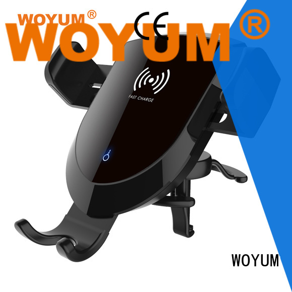 Woyum fast wireless car charger manufacturers for Android devices