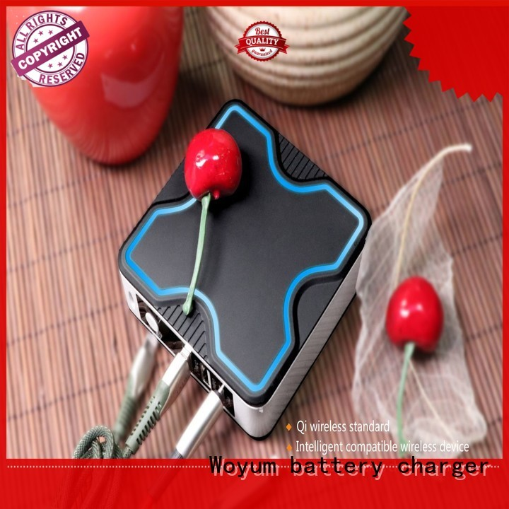 Woyum power bank 10000mah manufacturer for Android