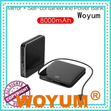 Woyum portable wireless charger Supply for phone