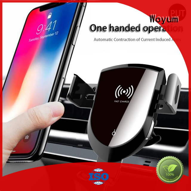 chinese car phone mount charger manufacturer for Android devices