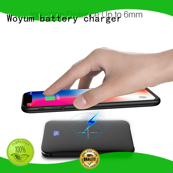 Woyum professional energizer wireless charger wholesale for phone