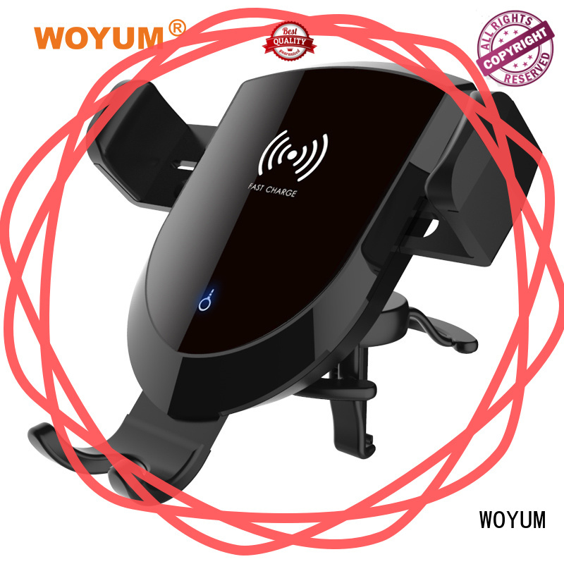 Woyum Wireless Cell Phone Car Charger for business for Android devices