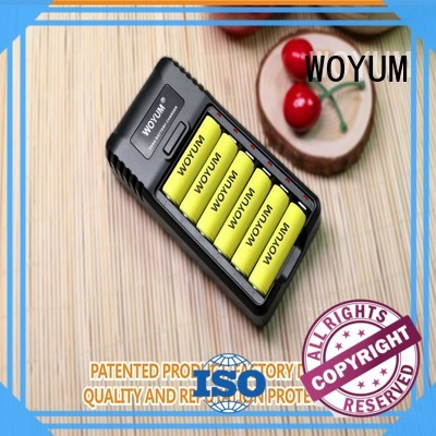 Woyum top battery chargers manufacturers for Ni-Cd