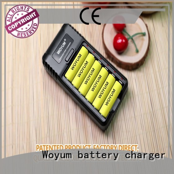 Custom best aa battery charger factory for Ni-Cd
