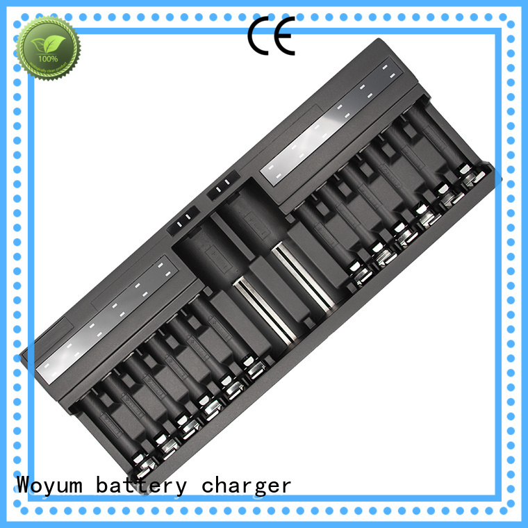 Woyum top battery chargers Supply for Li-ion