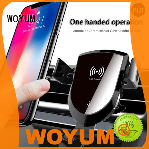 Woyum car phone mount charger series for Apple Devices