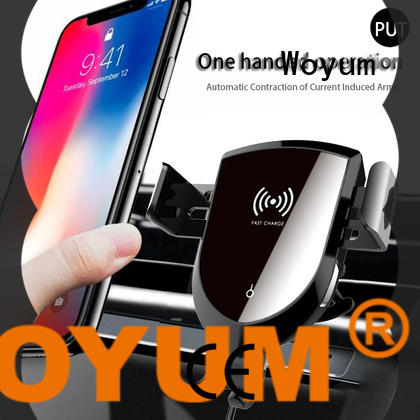 Woyum Wireless Cell Phone Car Charger manufacturer for phone
