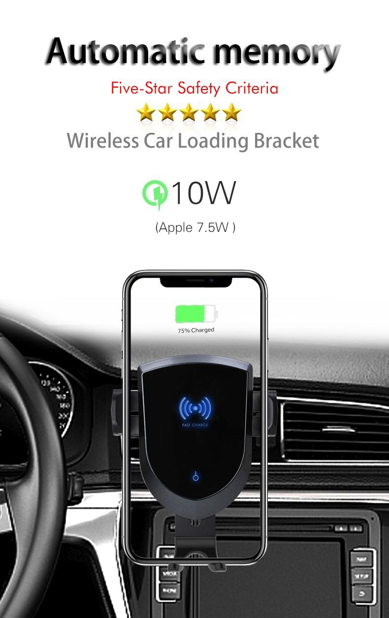 Woyum -Portable Car Charger | Type-c Wireless Cell Phone Car Charger