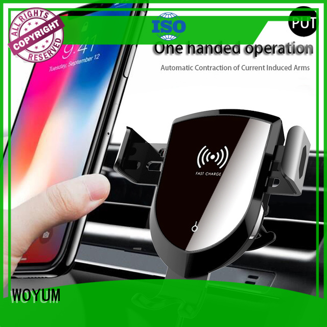 Woyum Best Wireless Cell Phone Car Charger Supply for Android devices