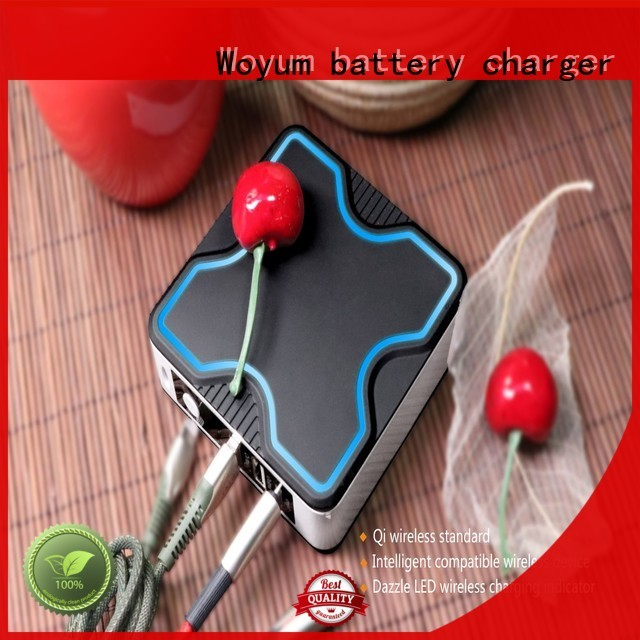 Woyum slim power bank manufacturer for phone